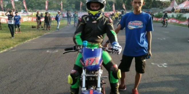 Sang Raja Bertenaga 27 HP Juara SuperPro 140cc Open Daytona Indoclub