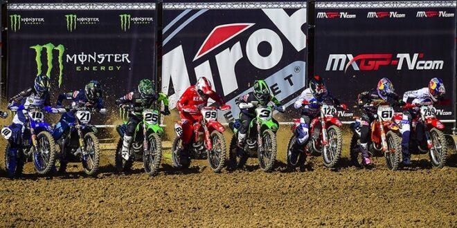 Kalender FIM Motocross World Championship 2021 Baru, MXGP ...